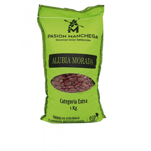 ALUBIA MORADA ECOLÓGICA