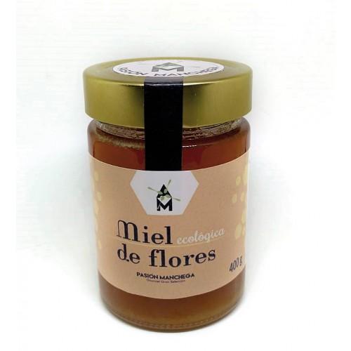 MIEL DE FLORES ECOLÓGICA