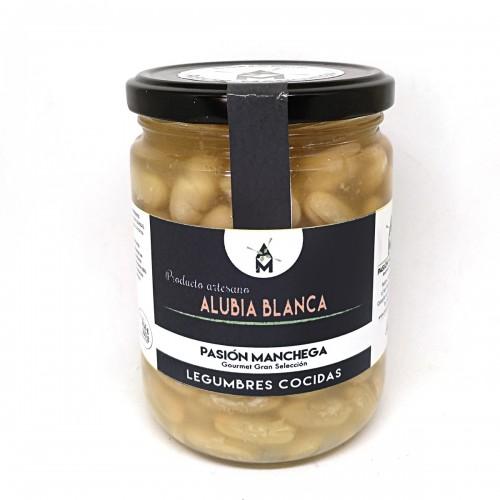 ALUBIA BLANCA COCIDA