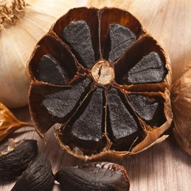 Black Garlic Cream