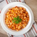 Cooked legumes