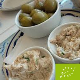 Tuna Pate with Olives